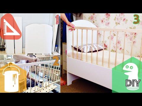 How To Make Baby Crib