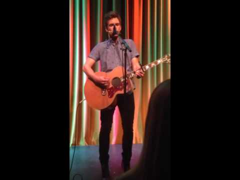 Tyler Hilton performing: California