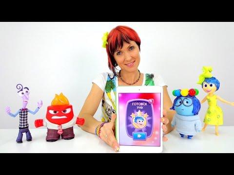 Детское приложение ГОЛОВОЛОМКА от Disney/Pixar. Видео для детей