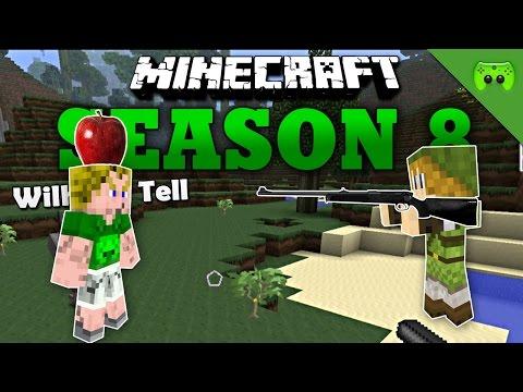 WILHELM TELL «» Minecraft Season 8 # 10 HD