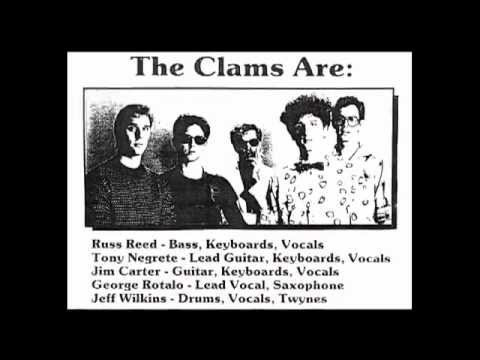 The Clams - Big Bug 12inch EP 1982