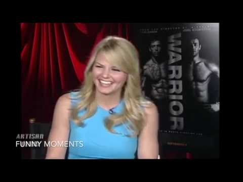 Jennifer Morrison Funny and Laughing Moments