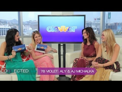 Aly and AJ Talk 78Violet, Writing Music as Sisters and Love/Relationships in New Interview!