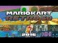 Top 50 Mario Kart Retro Tracks (2016)