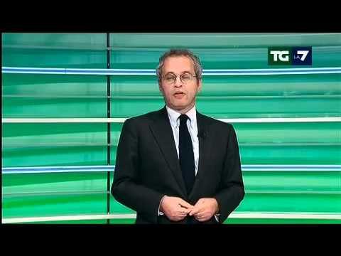 Le dimissioni di Mentana in diretta su La7 poi ritirate