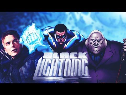 Чёрная Молния/Black Lightning - новый супергеройский сериал от канала The CW