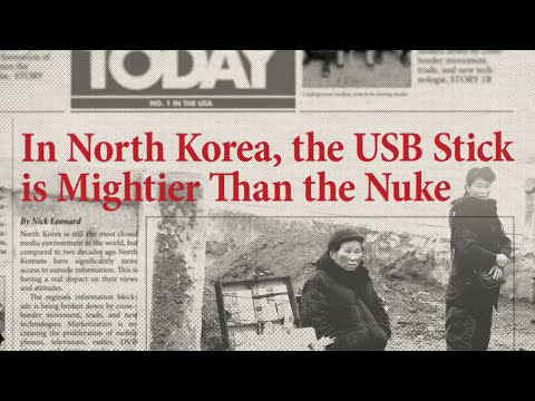 SHIFT NORTH KOREA - $0.25 donated for every view! [한글자막]