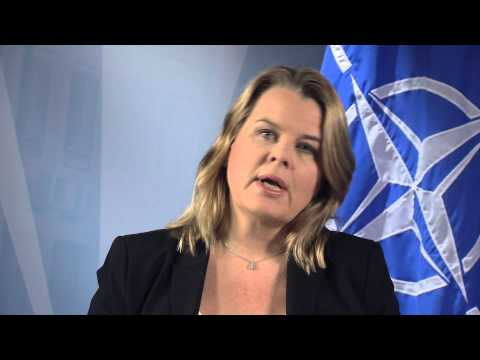 Mari Skåre answers questions on NATO's implementation of UNSCR 1325 - 4/4