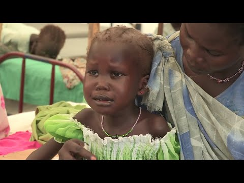 South Sudan: On the brink of famine