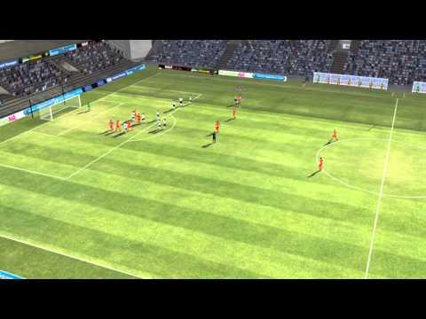 Malmö FF vs Gefle - Halilovic Goal 82 minutes