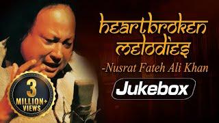 download lagu Heartbroken Melodies By Nusrat Fateh Ali Khan  Romantic gratis