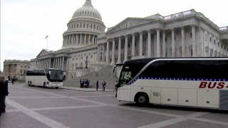 LIVE: Senators Arrive at the White House for North Korea briefing