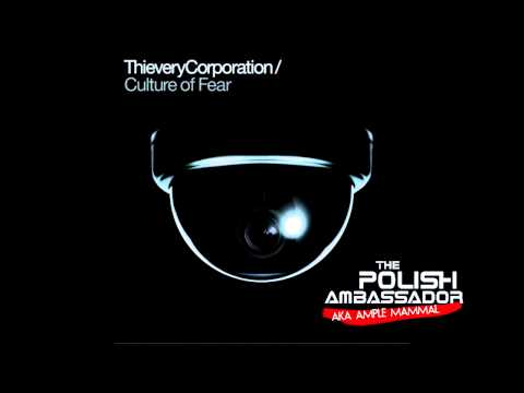 Thievery Corporation feat. Mr. Lif - Culture of Fear (The Polish Ambassador Remix)