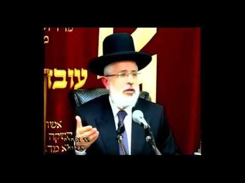 """הרב המקדים הרה""""ג הרב זבדיה כהן שליט""""א - מוצ""""ש מקץ תשע""""ז"""