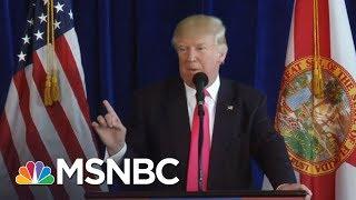 President Donald Trump Claims Obama