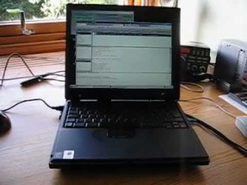 Winmor RMS Express with an old Thinkpad 390e (300 MHz CPU, 512 MB RAM)