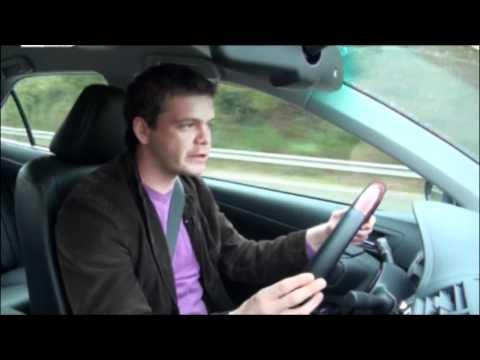 Тест-драйв новой Toyota Camry xv50 2012