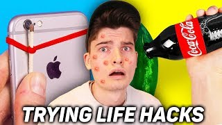 These Life Hacks Are Beyond Useless