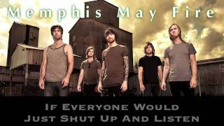 Watch Memphis May Fire Be Careful What You Wish For video