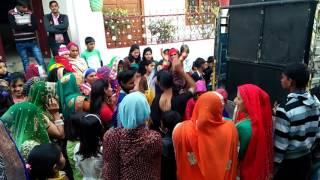 Village gril dance