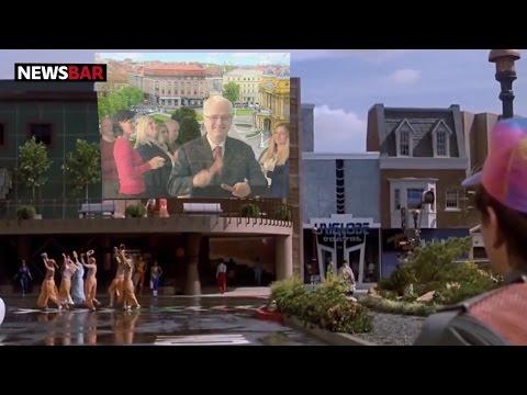 POVRATAK U BUDUĆNOST: Što bi se dogodilo da su Doc i Marty sletjeli u Zagreb