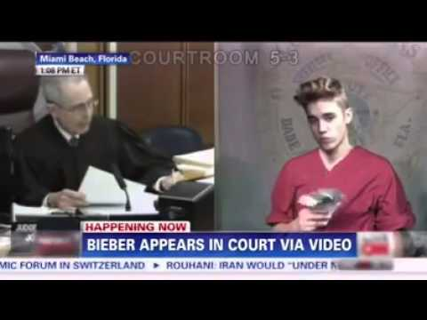 So seriously Justin Biber his arrest! Must see! :D