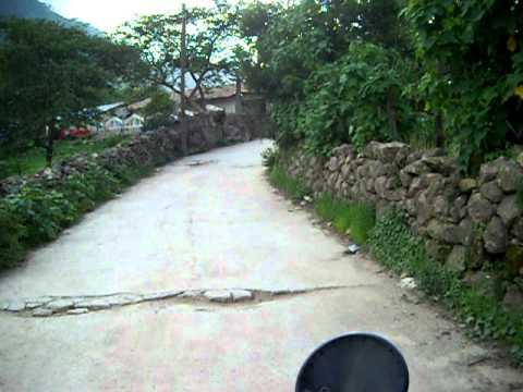 las callecitas de Canelas, Durango '11