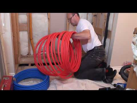 Pex pipe plumbing videolike for Is pex better than cpvc
