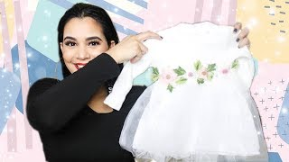 HAUL DE BABY VALENTINA patpat│Rachzx