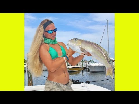 Florida Deep Dropping Offshore Fishing Video