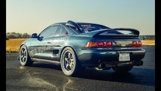 850 WHP 1991 Toyota MR2 by ATS Racing - One Take