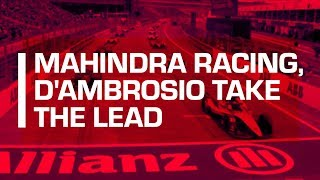 Top Of The Standings | Mahindra Racing, D'Ambrosio take the lead | Mexico City E-Prix '19 Highlights