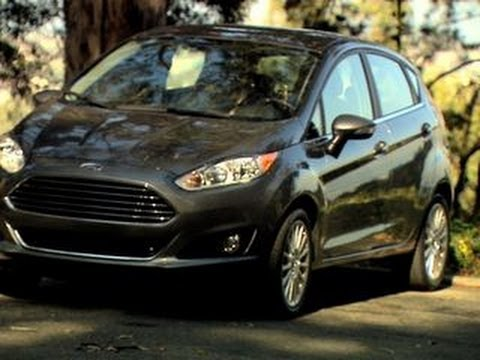 Car Tech - 2014 Ford Fiesta