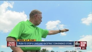 Neighborhood fights RaceTrac development over concerns of traffic and noise