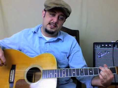 How To Play Easy Beginner Songs On Acoustic Guitar : Tom Petty