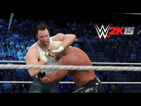 Next Gen Wwe 2k15 Fantasy Showdown - Hollywood Hulk Hogan Vs. Dean Ambrose video