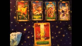 Capricorn August 2015 - Lorien Tarot Reading