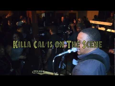 Free Agent Killa Cal with Rare Essence~ Tradewinds 1-13-12