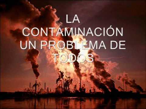 video de la contaminación del medio ambiente