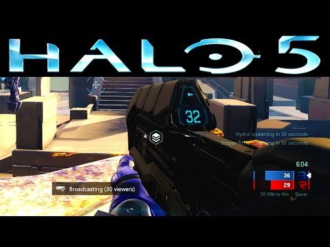 HALO 5 GAMEPLAY - ORION (Halo 5: Guardians Beta Gameplay)