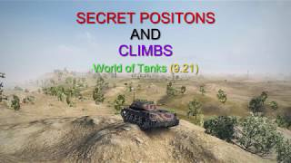 THE BEST CLIMBS in 921 World of Tanks