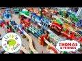 Thomas and Friends | Thomas Train HUGE INVENTORY with KidKraft Brio Imaginarium | Toy Trains 4 Kids