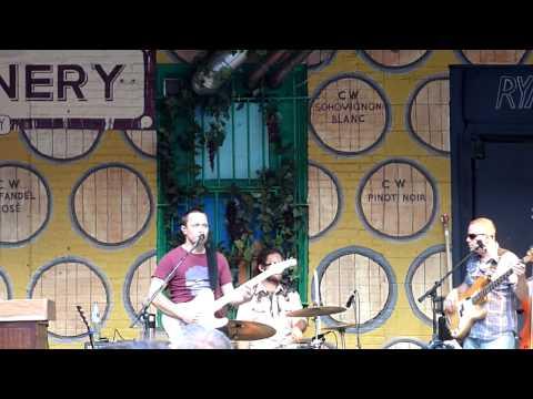 Ryan Montbleau Band - Honeymoon Eyes 8-7-12 City Winery Backyard, NYC