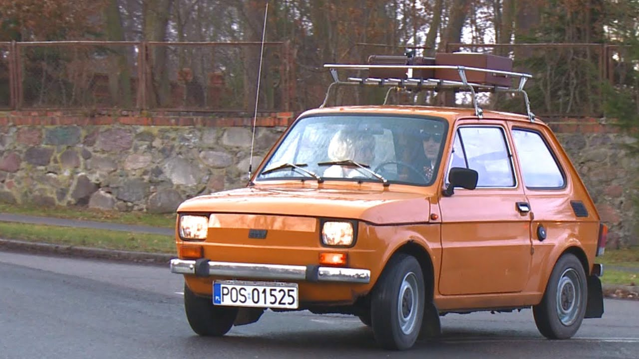 intro maluch fiat 126p w z otowie rocznik 1983 youtube. Black Bedroom Furniture Sets. Home Design Ideas