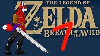 Drake Fox's Legend of Zelda Breath of the Wild Part 7