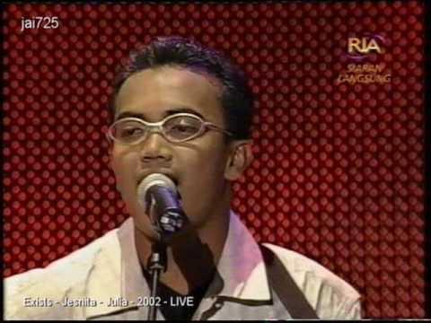 Exists - Jesnita - Julia - 2002 - LIVE