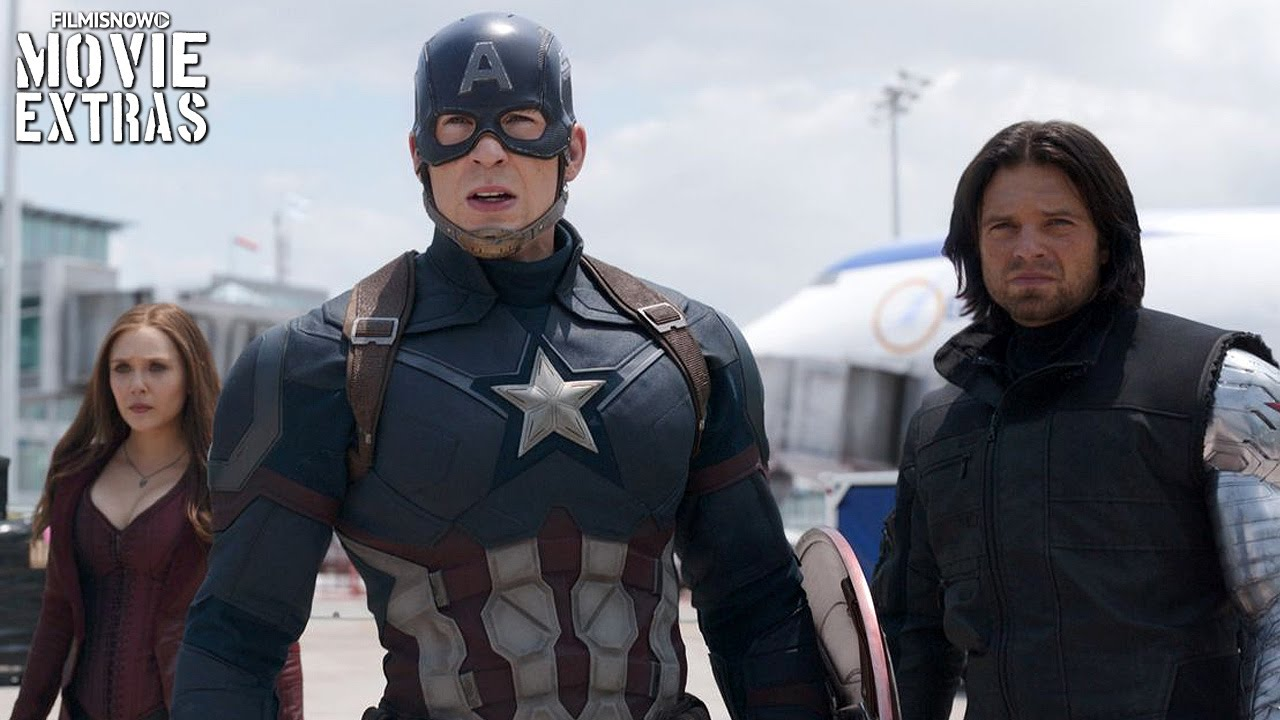 Captain America: Civil War 'The Story' Featurette (2016)