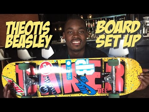 THEOTIS BEASLEY BOARD SET UP AND INTERVIEW FINAL