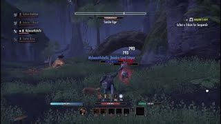 ESO Becoming A Werewolf