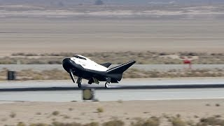 Sierra Nevada Corporation Dream Chaser Spacecraft Tow Test 2017